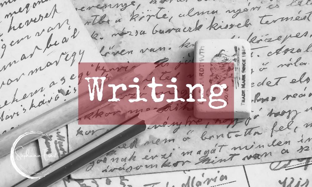 stephanie ernst writing