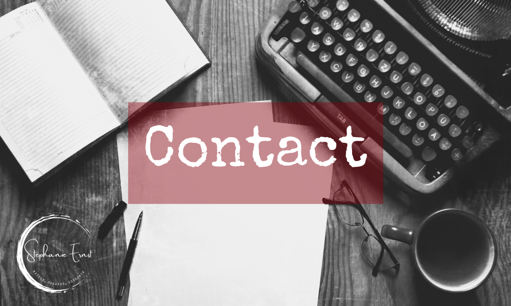 contact stephanie ernst